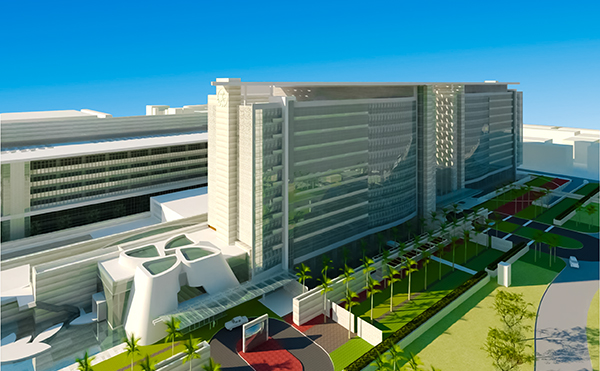 King Fahad Medical City - Riyadh