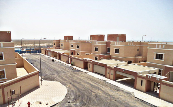RESIDENTIAL COMPOUND - JUBAIL